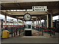 SD4970 : Carnforth Station Clock by Stephen Armstrong