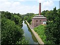 SP0188 : Brasshouse Pumping House, Smethwick by Philip Halling