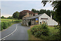 SD6737 : Punch Bowl Inn on Longridge Road - now closed by Chris Heaton