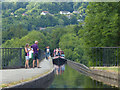 SJ2742 : On the Pontcysyllte Aqueduct : Week 29