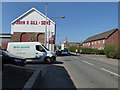SE2890 : John H Gill & Sons, Northallerton Road, Leeming Bar by Stephen Craven