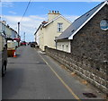 SN3860 : Rock Street, New Quay by Jaggery
