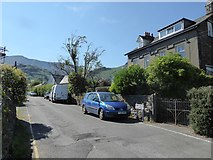 SD3097 : Hawkshead Old Road, Coniston village by David Gearing