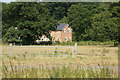 TM3667 : Coe Wood Cottages, Sibton by Adrian Cable
