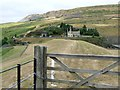 SK0899 : Woodhead Reservoir Embankment by Graham Hogg