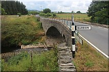 SD6282 : Hodge Bridge over Barbon Beck by Alan Reid