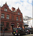 ST1876 : Black taxis, Park Place, Cardiff city centre by Jaggery