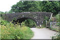 SO2901 : Bridge 56, Monmouthshire & Brecon Canal by M J Roscoe