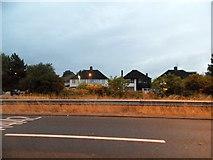 SP5507 : Oxford Ring Road, Headington Quarry by David Howard