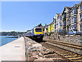 SX9677 : South Devon Mainline Railway near Dawlish by David Dixon
