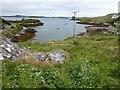 NG1794 : The harbour at Drinisiadair by David Gearing