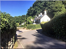 SX9265 : Babbacombe, House on Beach Road by David Dixon