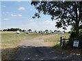 SE1289 : Caravan site, Mill Lane, Leyburn by Stephen Craven