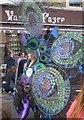 SZ5984 : Carnival peacock by Paul Coueslant