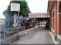 SX8860 : Paignton, Queen's Park Station by David Dixon