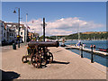 SX8751 : Old Cannon on the Quayside at Dartmouth by David Dixon