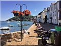 SX8751 : Dartmouth, Quayside at Bayard's Cove by David Dixon