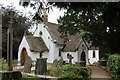 SO3003 : St Illtyd's Church, Mamhilad by M J Roscoe
