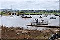 SX9688 : The Topsham Ferry by David Dixon