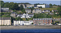 NS0865 : Rothesay seafront by Thomas Nugent