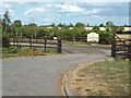 SP8072 : Entrance to the Acorn Centre, Walgrave by Malc McDonald
