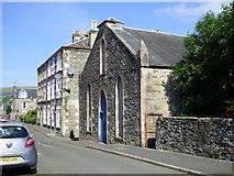NS0767 : Port Bannatyne village hall by Thomas Nugent