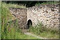 SK3523 : Restored lime kiln, Ticknall Limeyards by Alan Murray-Rust