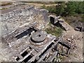 SX4273 : Devon Great Consols Mine - Arsenic Processor by Ashley Dace