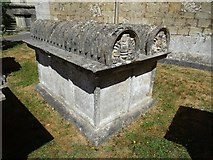 SP1106 : Bale tomb at Bibury by Philip Halling