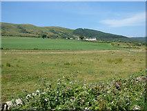 NS0670 : Farmland at Stuck Farm by Thomas Nugent