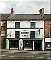 SK3516 : The White Hart, Market Street, Ashby-de-la-Zouch by Alan Murray-Rust