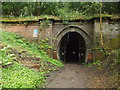 SP7383 : Oxendon Tunnel, north portal by Malc McDonald