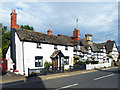 SO3149 : Old Houses on Church Road by Des Blenkinsopp