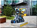 SJ8496 : Bee in the City #66 BZZX!! by David Dixon