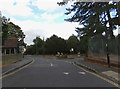 TL8628 : Park Lane, Earls Colne by Geographer