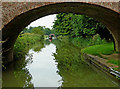 SP5969 : Grand Union Canal at Ashby's Bridge, Watford, Northamptonshire by Roger  Kidd