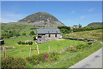 SH7143 : Converted Chapel and Manod Mawr by Jeff Buck