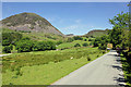 SH7143 : Path to Cwm Teigl by Jeff Buck