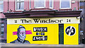 J5082 : Mural, Bangor by Rossographer