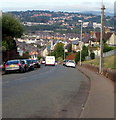 ST3288 : Down Christchurch Road, Newport by Jaggery