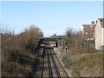 SJ2992 : Wallasey Merseyrail Station by Graham Robson