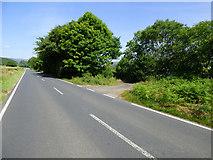 NS0472 : The A886 Rhubodach Road by Thomas Nugent