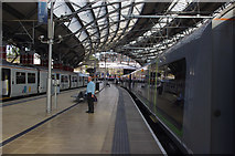 SJ3590 : Liverpool Lime Street station by Ian Taylor