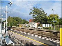 TQ2134 : Faygate Station by David Howard