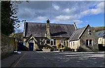 SK2176 : Eyam Church of England Primary School by Michael Garlick
