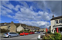 SK2276 : Eyam Tea Rooms and The Causeway by Michael Garlick