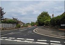 TQ3119 : Midfields Drive, Burgess Hill by David Howard