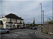 TQ3119 : The Windmill pub on Leylands Road by David Howard