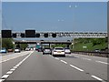 SP1988 : The M42 heading to the M6 Toll by Steve Daniels