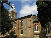 TQ1068 : The Church of St. Mary the Virgin, Church Street / Thames Street by Mike Quinn